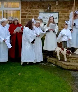 Christmas Celebratiion In Oakham, Rutland | The Blue Ball At Braunston