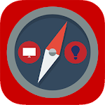 compass flashlight 4.3 Apk
