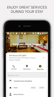OYO - Online Hotel Booking App Screenshot