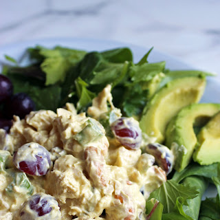 Curried Chicken Salad Yogurt Dressing Recipes