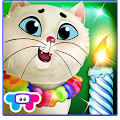 Free Kitty Cat Birthday Surprise APK for Windows 8