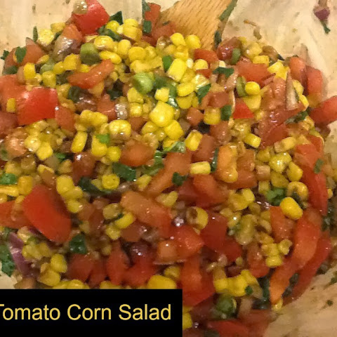 Charred Corn And Avocado Salad With Lime, Chili And Tomato Recipes ...