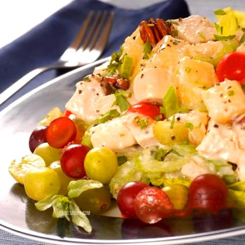 Light And Tasty Chicken Salad