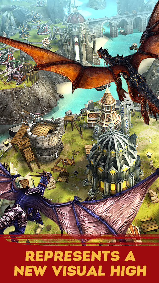 War Dragons Screenshot 4