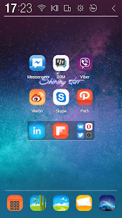 Vivid Atom Iconpack - screenshot