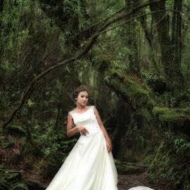 by Sham Harun Thephotoscene - Wedding Bride