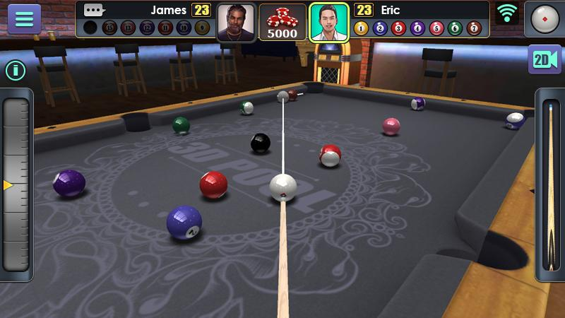 3D Pool Ball Screenshot 13