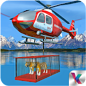 Free Animal Rescue: Army Helicopter APK for Windows 8