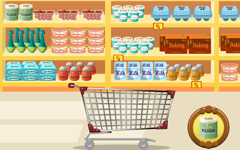 Cooking Pound Cake - screenshot