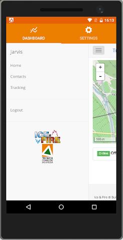 JarvisMobile Screenshot