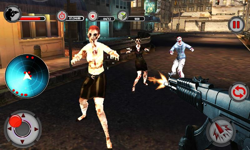 Zombie Kill Target Screenshot 6