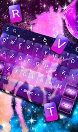 Fantasy Galaxy Unicorn Keyboard Theme Apk Download Free for PC, smart TV