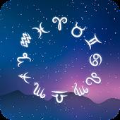 Free Night Sky Horoscope Theme APK for Windows 8