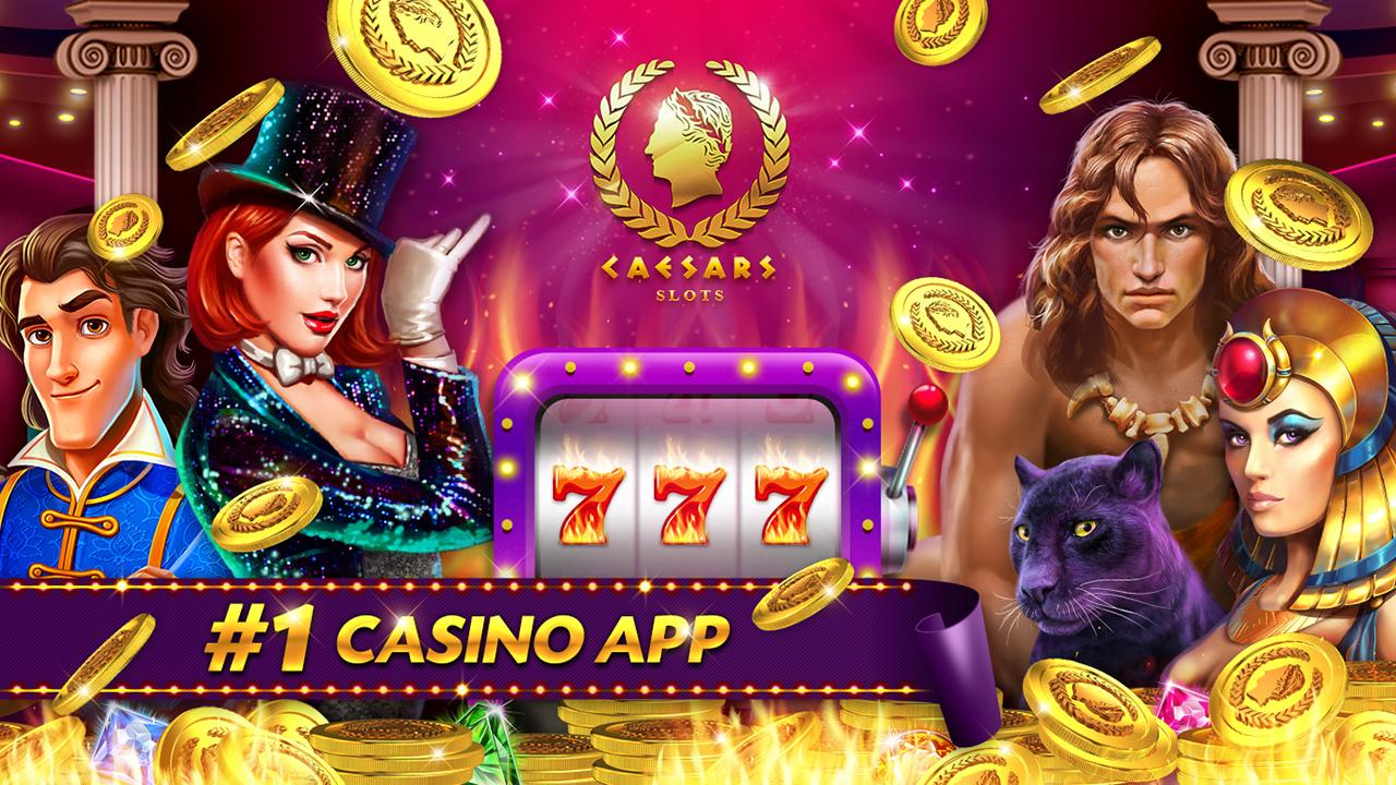 Caesars Slots Spin Casino Game Screenshot 5