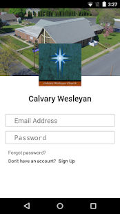 Calvary Wesleyan - screenshot