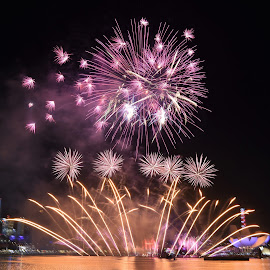 by Koh Chip Whye - Abstract Fire & Fireworks (  )