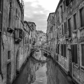 Venezia by Milena Radić - Buildings & Architecture Public & Historical ( #venezia #channel #architecture #history #life,  )