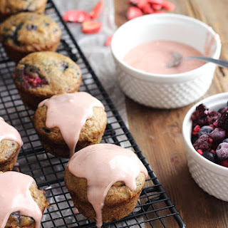 Vegan Berry Muffins