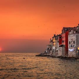 ROVINJ Croatia by Vasja Pinzovski - Landscapes Travel