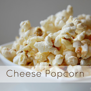Melted Cheese Popcorn Recipes