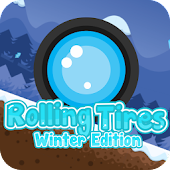 Game Rolling Tires : Winter Edition APK for Windows Phone