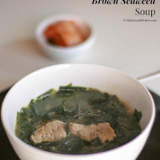 Brown Seaweed Recipes