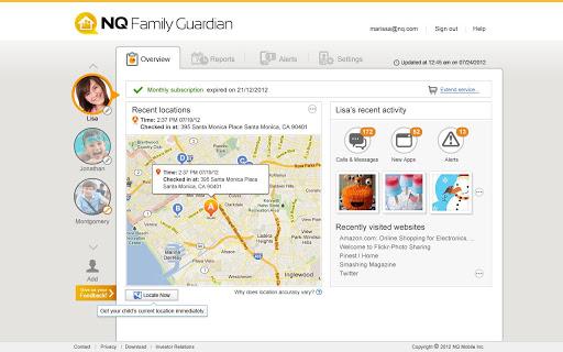 NQ Family Guardian screenshot 5