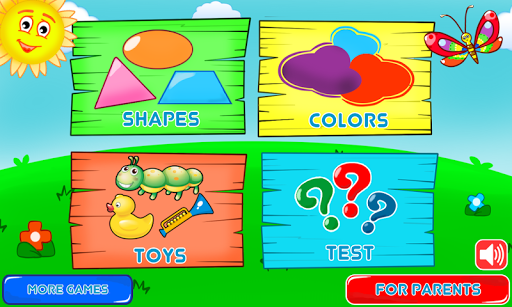 Colors and Shapes for Toddlers Apk Download Free for PC, smart TV