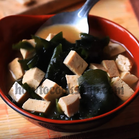 Chinese Seaweed Soup