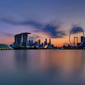 by Ken Goh - City,  Street & Park  Skylines