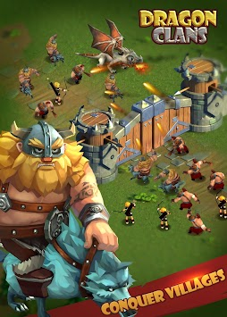 Dragon Clans APK screenshot thumbnail 10