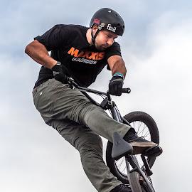 BMX Trick by Mike Watts - Sports & Fitness Cycling ( bike, bmx, trick )
