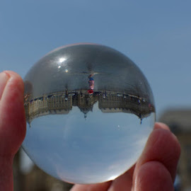 people in the ball by Cédric Guere - Landscapes Travel
