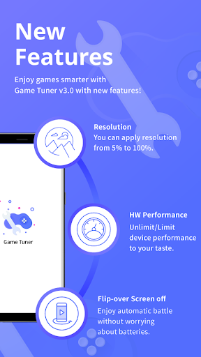 Game Tuner screenshot 7