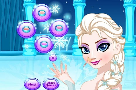 Game Ice Queen Beauty Salon APK for Windows Phone