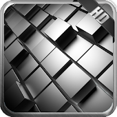 App Metal Chrome Pack 2 Wallpaper 1.5 APK for iPhone