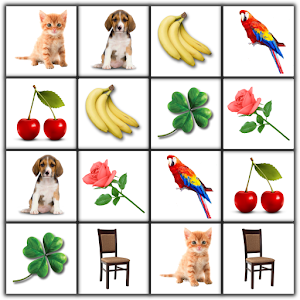Brain game. Picture Match. For PC / Windows 7/8/10 / Mac – Free Download