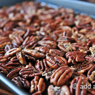 Simple Roasted Pecan Halves