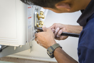 brivis heater technician