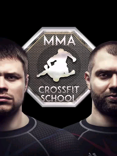 MMA Crossfit School - screenshot