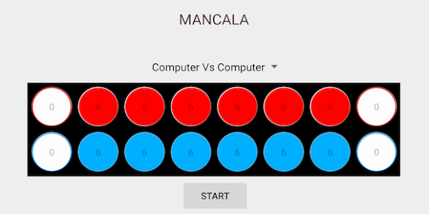Mancala - screenshot