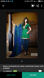 Salwar Kameez Suits Design App - screenshot