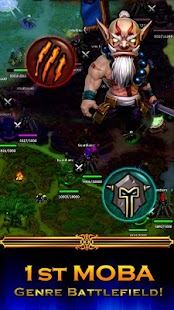 Heroes: Defense Arena- screenshot thumbnail