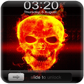 Skull Screen Lock APK for Bluestacks