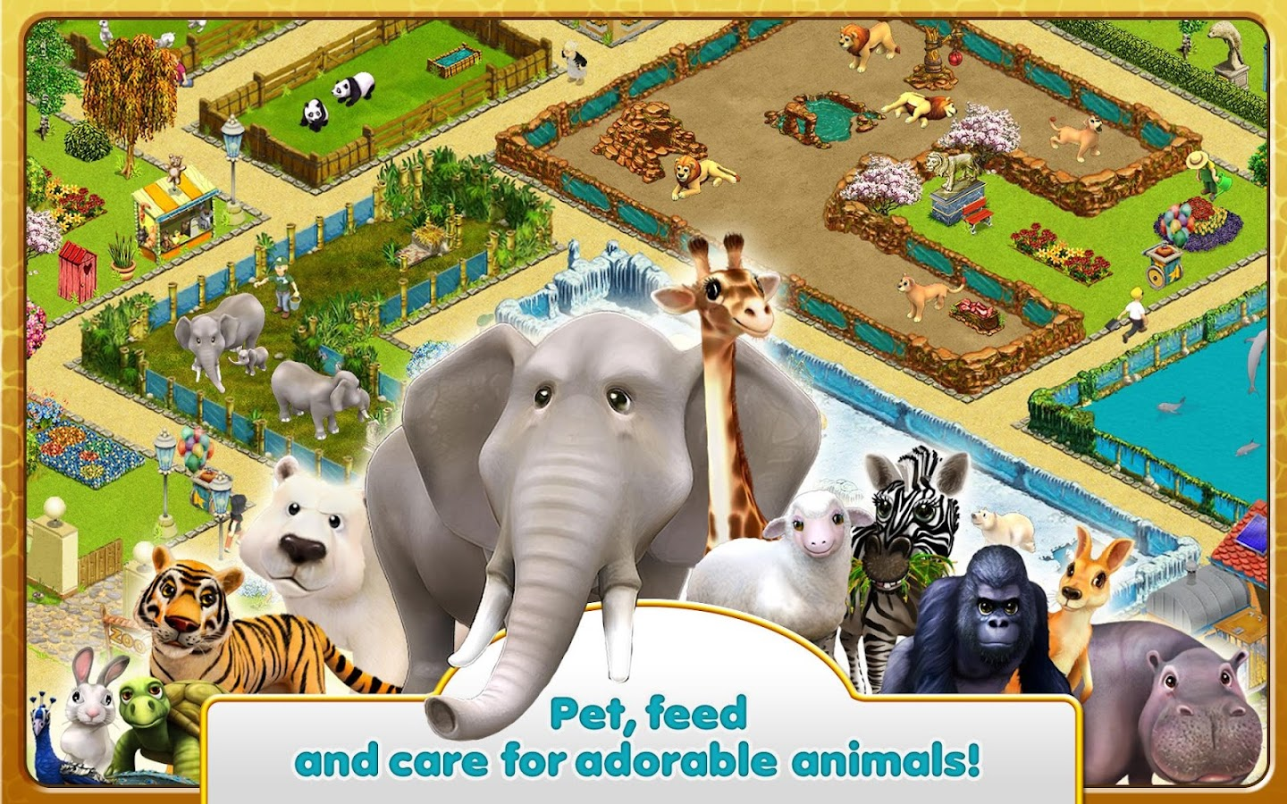 MyFreeZoo Mobile Screenshot 10