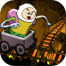 Rail mine adventure