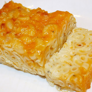 Three Cheese Baked Macaroni Cheese Recipes