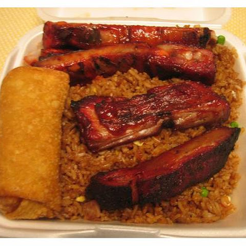 Chinese Bbq Ribs