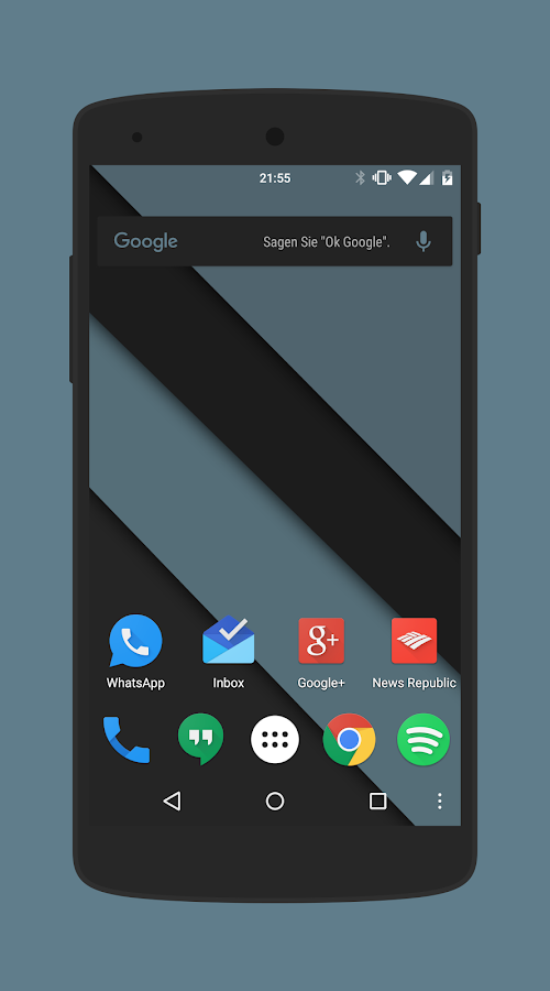 Euphoria Dark CM13 Donate Screenshot 5