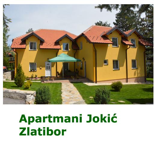 Android aplikacija Apartmani Jokic Zlatibor na Android Srbija